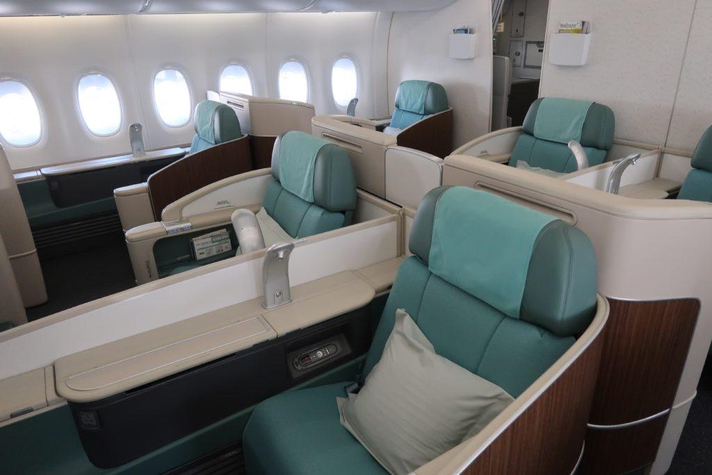 Trip Report: Korean Air A380 First Class New York JFK to